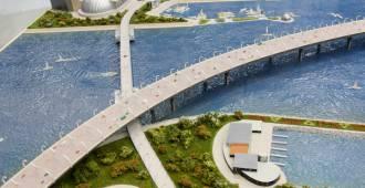 Дорожников попросят скинуться на Яхтенный мост