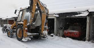 Владельцев гаражей отправили к застройщикам