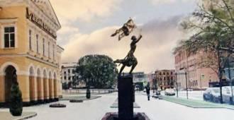 «Заходишь в Советский переулок, а там, извините, Жанна д'Арк»
