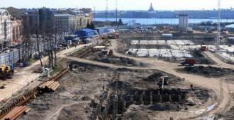 Вместо Судебного квартала для Верховного суда в Петербурге построят парк и театр