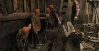 Смольный переписал схему развития петербургского метро. Продление фиолетовой и начало кольцевой линий отодвигаются