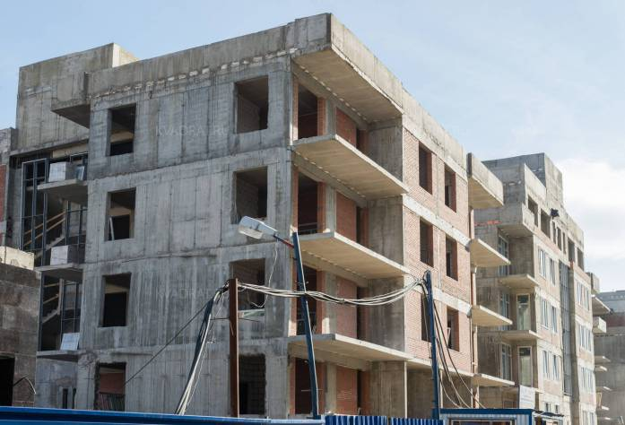 ЖК «Duderhof Club»: ход строительства (15.10.2015)