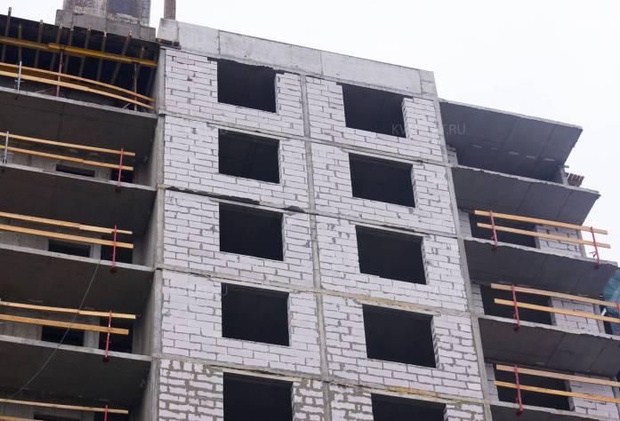 ЖК «Дом на Тамбовской»: ход строительства (29.09.2015)