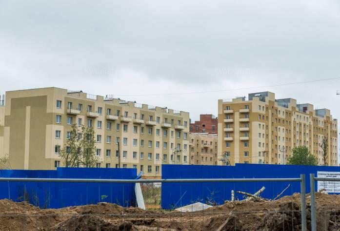ЖК «Ленсоветовский» (21.10.2015)