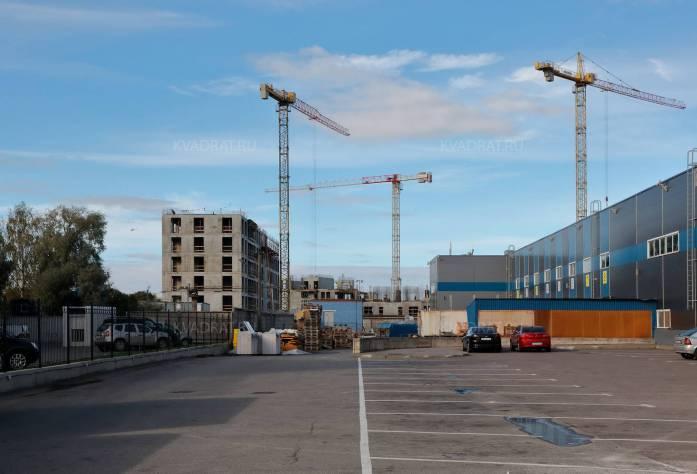 Лофт-проект «Docklands»: ход строительства (21.10.2015)