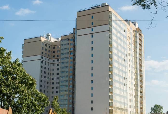 ЖК «Невская Звезда»: ход строительства (28.08.2015)