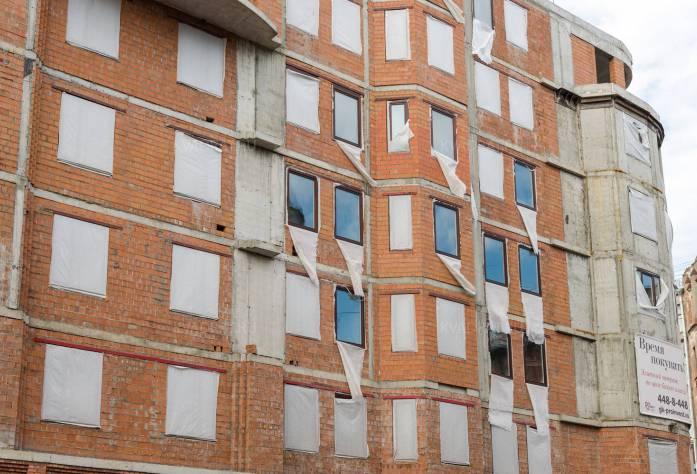 ЖК «Офицерский»: ход строительства (13.08.2015)