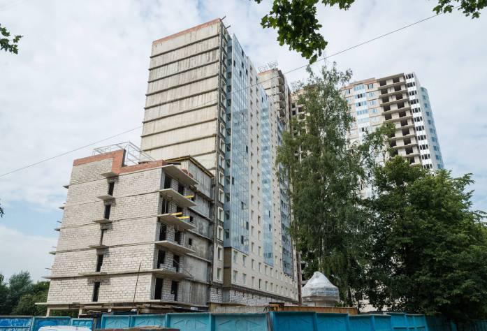ЖК «Светлана»: ход строительства (11.09.2015)