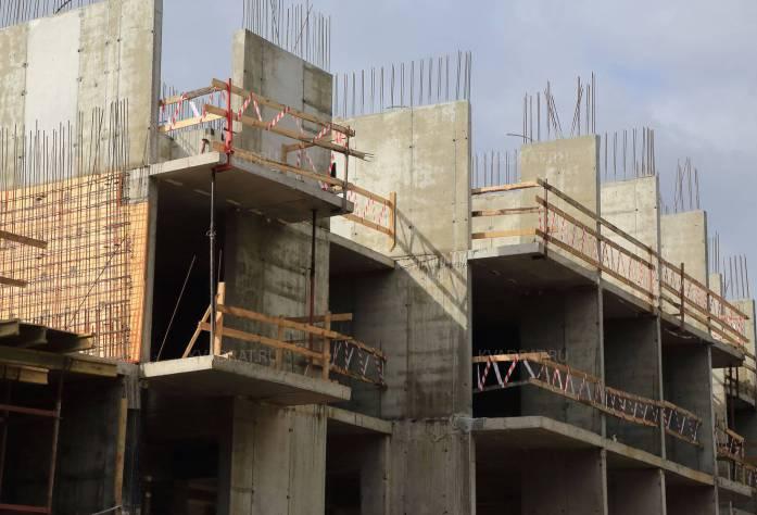 ЖК «Старая крепость»: ход строительства (21.10.2015)