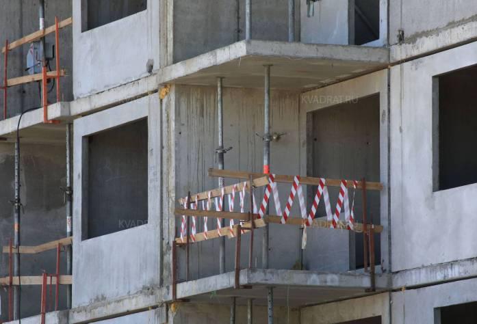 ЖК «Стереос»: ход строительства (27.08.2015)