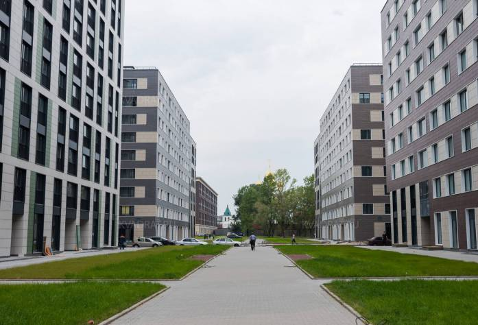ЖК «Царская столица»: ход строительства (28.09.2015)