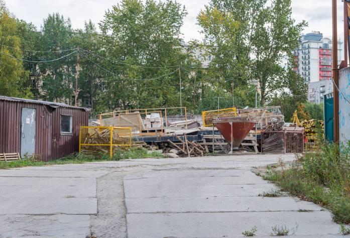 ЖК «Шереметьевский Дворец»: ход строительства (21.10.2015)