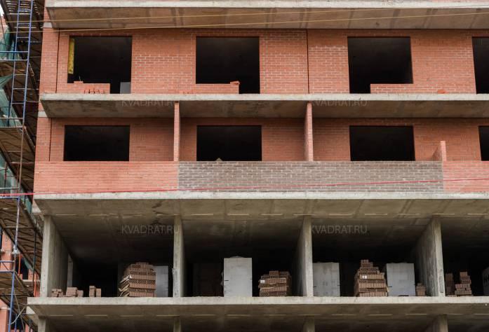 ЖК «Ижора Парк»: ход строительства (13.11.2015)