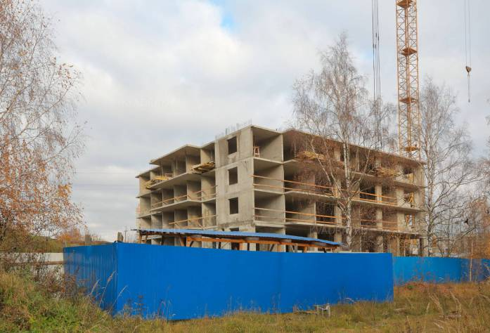 ЖК «Воронцов»: ход строительства (октябрь 2015)