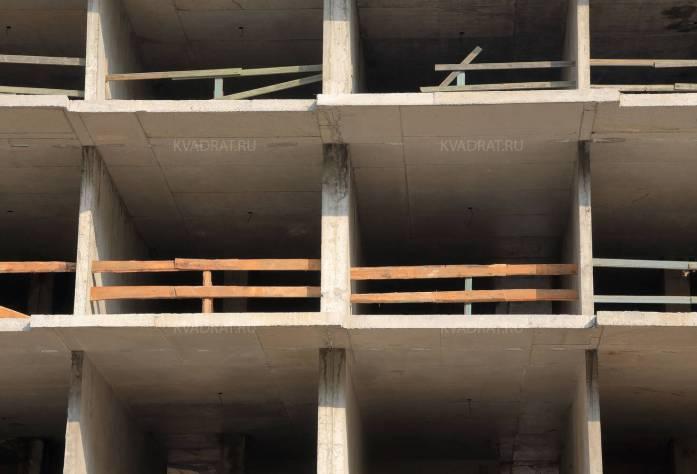 ЖК «Мозаика»: ход строительства (октябрь 2015)