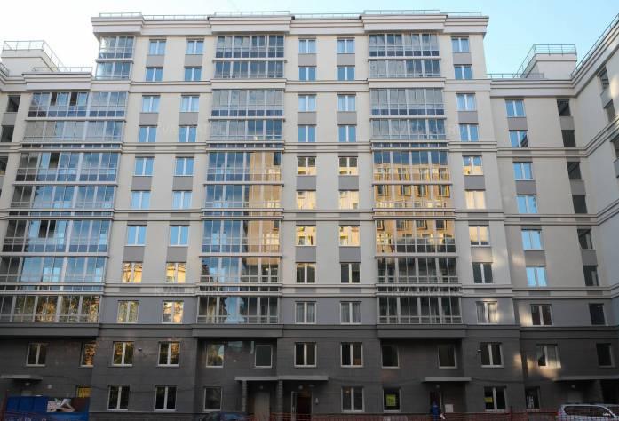 Жилой комплекс «Новомосковский» (октябрь 2015)