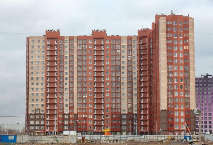 ЖК «ТриДевяткино царство»: ход строительства (30.10.2015)