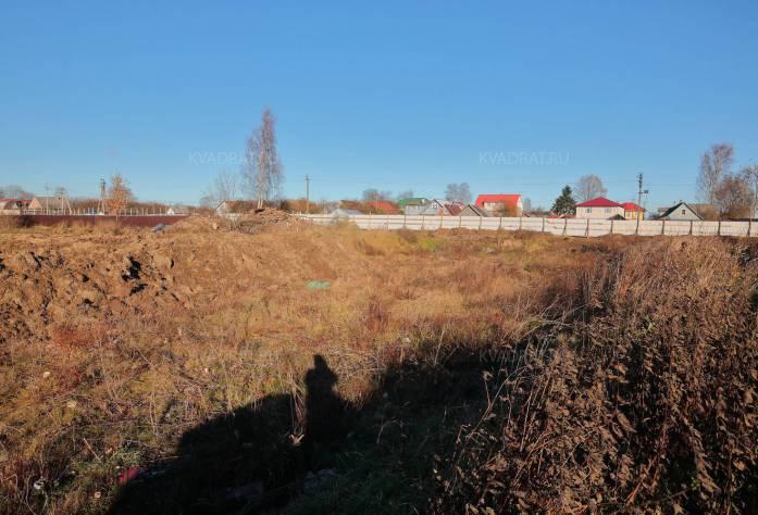 ЖК «Дом с фонтаном»: вид со стороны школы (05.11.2015)