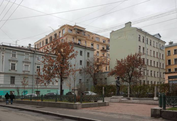 ЖК «Hovard Palace» (декабрь 2015)
