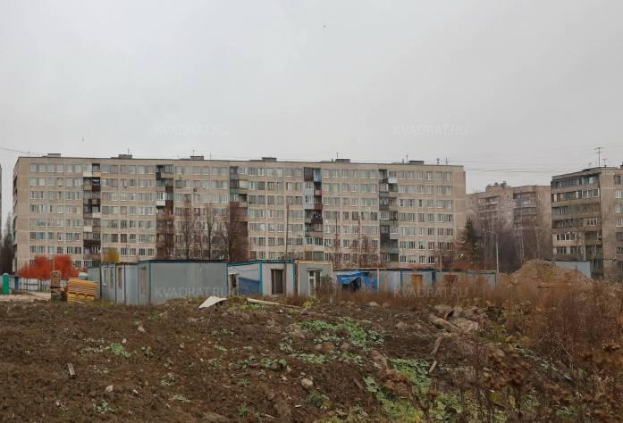 ЖК «Виват» (декабрь 2015)