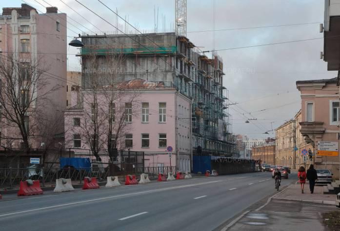 ЖК «Дом на Ждановке» (декабрь 2015)