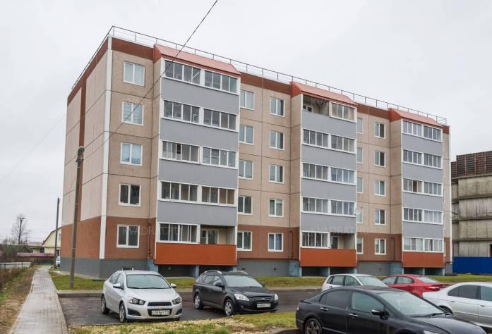 ЖК «Ново-Антропшино» (декабрь 2015)