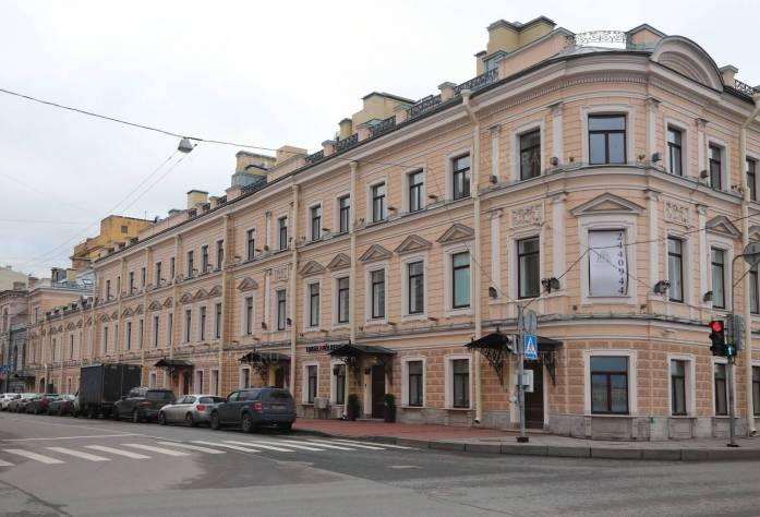 ЖК «Особняк Кушелева-Безбородко» (декабрь 2015)