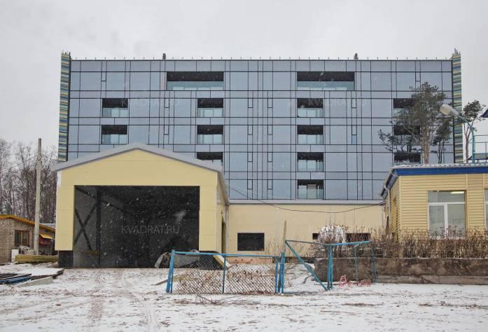 Жилой комплекс «X-Home» (декабрь 2015)