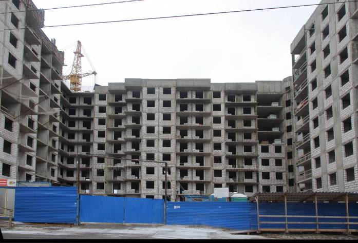 ЖК «Дом у Разлива» (декабрь 2015)