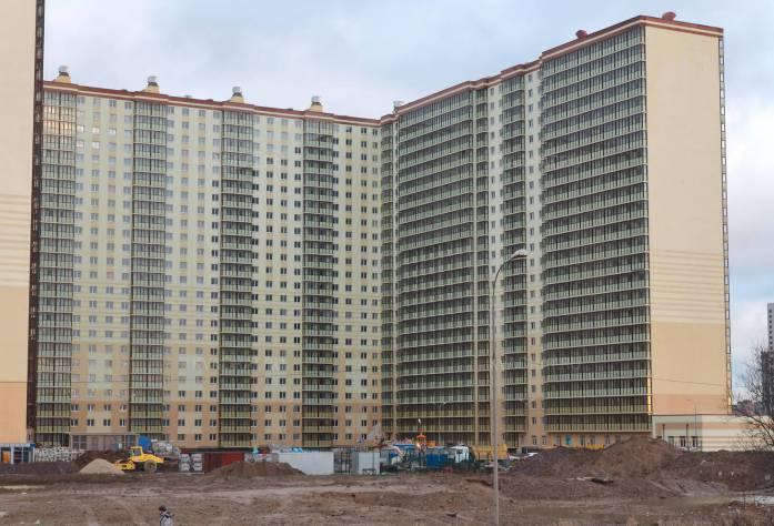 Жилой комплекс «Мой город» (декабрь 2015)