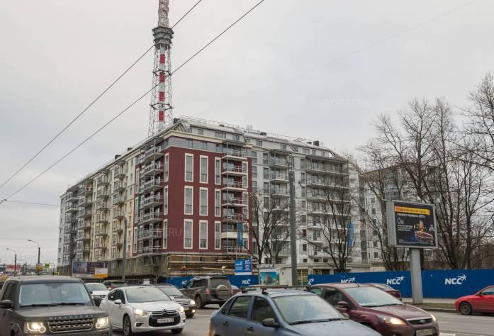 ЖК «Skandi Klubb» (январь 2016)