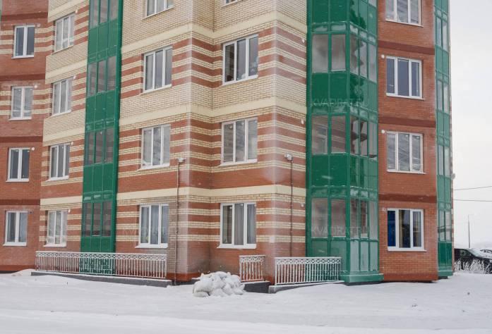 ЖК «Аннинский парк» (январь 2016)