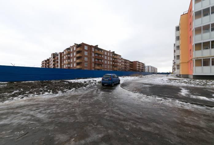 Жилой комплекс «Новый Петергоф» (февраль 2016)
