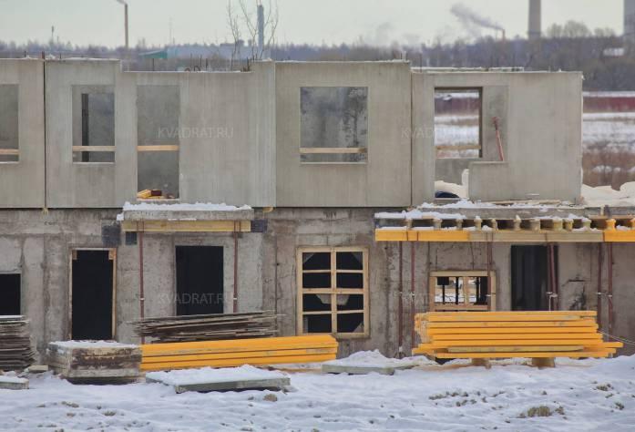 Строительство ЖК «Ветер перемен»