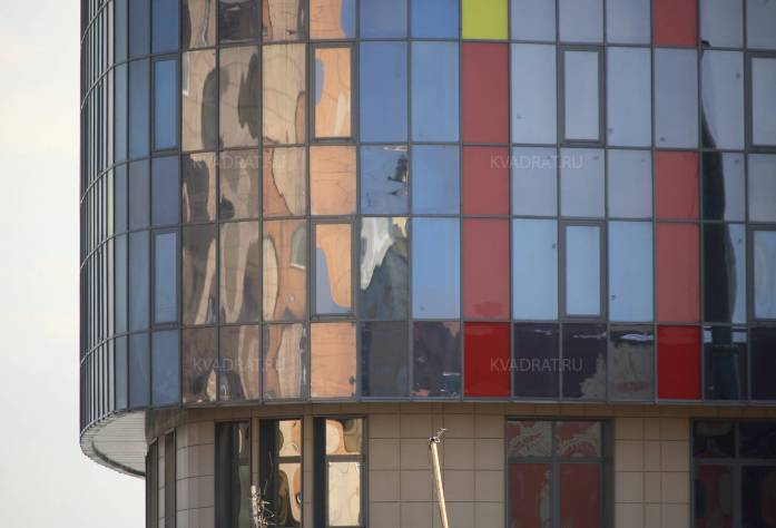 ЖК «Лотос тауэр»: фасад