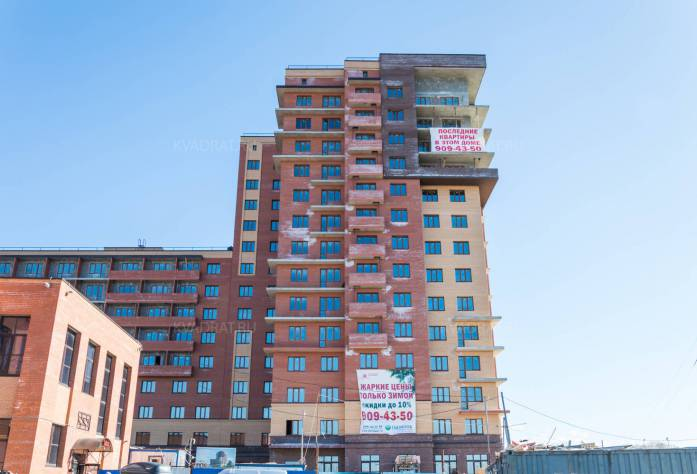Жилой комплекс «Никольское»: ход строительства