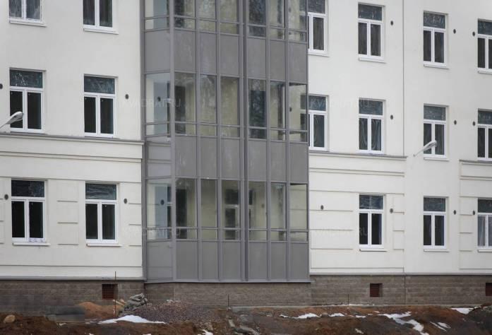ЖК «Новое Сертолово»: фасад