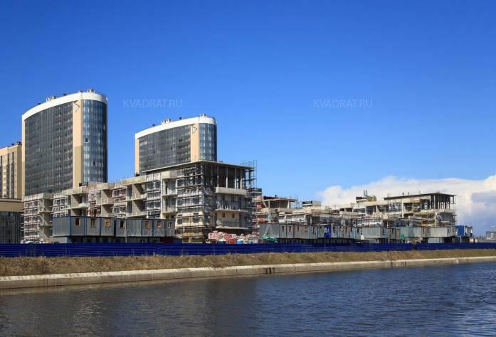 ЖК «Duderhof Club»: ход строительства