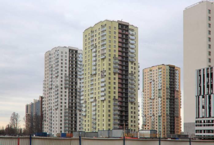 ЖК «Калина-парк-2»: ход строительства