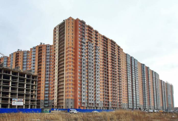 ЖК «Новый Оккервиль»: ход строительства