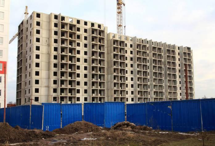 Строительство ЖК «Радужный»