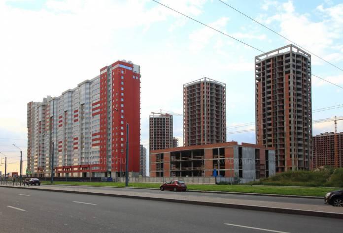 Строительство ЖК «Ленинский Парк»