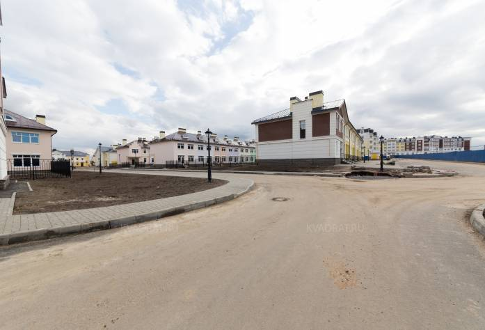 Строительство ЖК «Александровский»