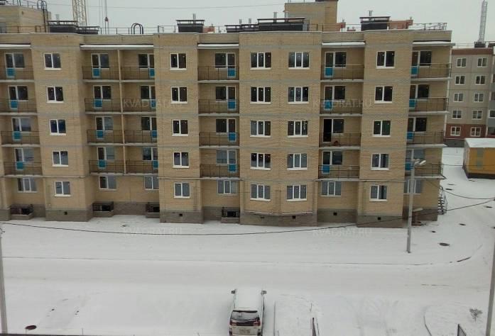 ЖК «Ново-Антропшино» (ноябрь 2016)