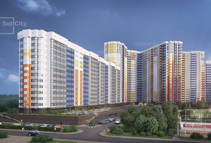 Жилой комплекс «Полюстрово парк»