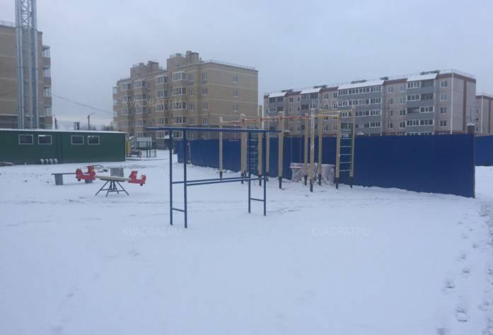 ЖК «Ново-Антропшино» (декабрь 2016)