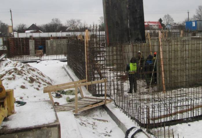 ЖК «Щеглово парк»: ход строительства (январь 2017)