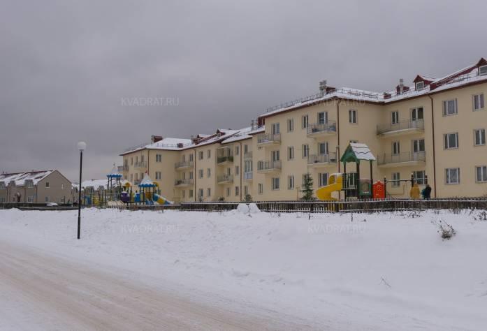 ЖК «Кивеннапа Север» (февраль 2017)
