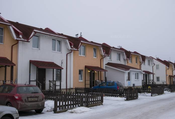 ЖК «Кивеннапа-Юг» (февраль 2017)