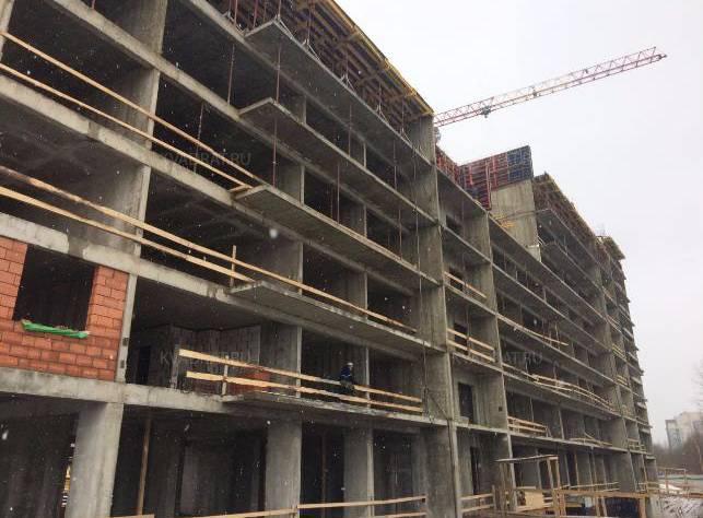 Жилой комплекс «4YOU»: февраль 2017